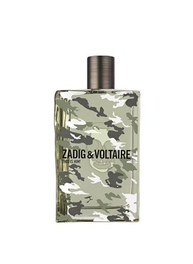 Zadig&Voltaire Zadig Voltaire No Rules Capsule Edt 100Ml Erkek Parfüm Renksiz
